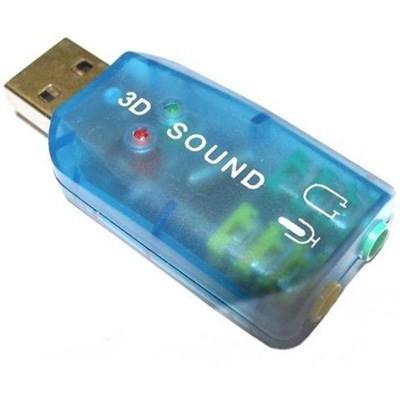Звукова карта Dynamode USB-SOUNDCARD2