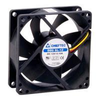 Вентілятор для корпусів, кулерів Chieftec Thermal Killer (AF-0825S)