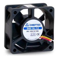 Вентілятор для корпусів, кулерів Chieftec Thermal Killer AF-0625S