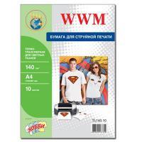 Бумага для принтера/копира WWM A4 Termotransfers/White (TL140.10) Diawest