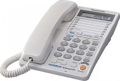 Телефон Panasonic KX-TS2368 (KX-TS2368RUW)