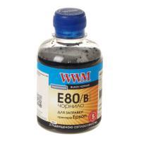 Чернила WWM EPSON L800 black (E80/B) Diawest