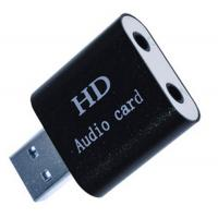 Звукова плата Dynamode USB-SOUND7-ALU black Diawest