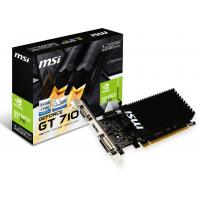 Відеокарта MSI GeForce GT710 1024Mb (GT 710 1GD3H LP)
