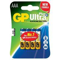 Батарейка AAA LR03 Ultra Plus Alcaline * 4 (GP24AUP-2UE4)