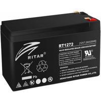 Аккумулятор для ИБП Ritar AGM RT1272B, 12V-7.2Ah (RT1272B)