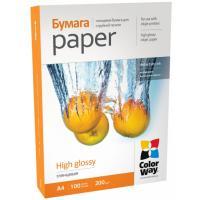 Бумага для принтера/копира ColorWay A4 (PG200100A4)