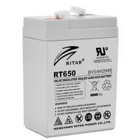 Аккумулятор для ИБП Ritar AGM RT650, 6V-5Ah (RT650)
