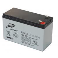 Аккумулятор для ИБП Ritar AGM RT1275, 12V-7.5Ah (RT1275)