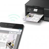 Багатофункціональний пристрій  Epson L6160 c WiFi (C11CG21404) Diawest