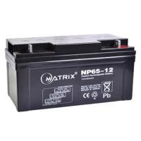 Аккумулятор для ИБП Matrix 12V 65AH (NP65-12)
