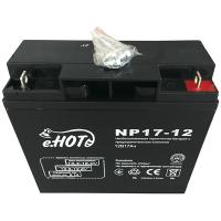 Аккумулятор для ИБП Enot 12В 17 Ач (NP17-12)