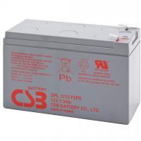 Аккумулятор для ИБП 12В 7.2 Ач (GPL1272F2)