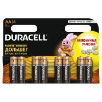 Батарейка Duracell AA MN1500 LR06 * 8 (5000394006522/81417083)