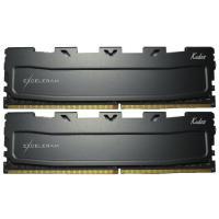Модуль пам'яті Exceleram DDR4 16GB (2x8GB) 2400 MHz Black Kudos (EKBLACK4162414AD) Diawest