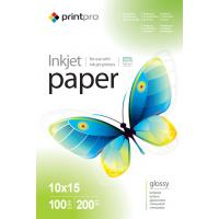 Бумага для принтера/копира PrintPro 10x15 (PGE2001004R) Diawest