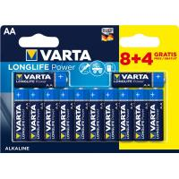 Батарейка Varta HIGH Energy ALKALINE * 12 (8+4) (4906121472)