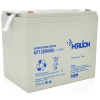 Аккумулятор для ИБП Merlion 12V 80Ah (GP12800M6)