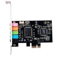Звукова карта Manli C-Media 8738 PCI-E 6(5.1) каналов bulk (M-CMI8738-PCI-E)