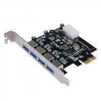 Контролер ExpressCard PCIe to USB 3.0 (U-1270)