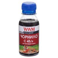 Чернила WWM Canon CLI-451B 100г Black Water-soluble (C45/B-2) Diawest