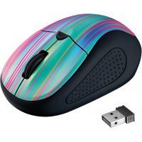 Мышка Trust Primo Wireless Mouse - black rainbow (21479) Diawest
