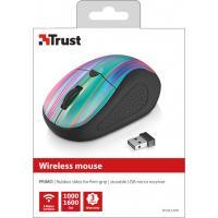 Мишка Trust Primo Wireless Mouse - black rainbow (21479) Diawest