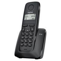 Телефон беспроводной Gigaset Телефон DECT Gigaset A116 Black (S30852H2801S301)