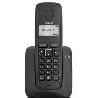 Телефон беспроводной Gigaset Телефон DECT Gigaset A116 Black (S30852H2801S301) Diawest