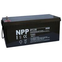 Аккумулятор для ИБП NPP NP12-200