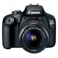 Цифровий фотоапарат Canon EOS 4000D 18-55 DC III kit (3011C004)