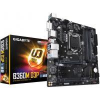 Серверна материнська плата GIGABYTE B360M D3P