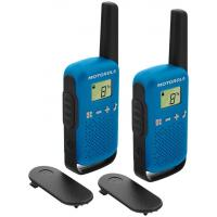 Портативна рація Motorola TALKABOUT T42 Blue Twin Pack (B4P00811LDKMAW)