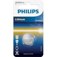 Батарейка Philips CR2016/01B Diawest