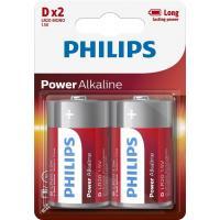 Батарейка Philips LR20P2B/10 Diawest