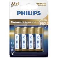 Батарейка Philips LR6M4B/10 Diawest