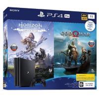 Ігрова консоль SONY PlayStation 4 Pro 1TB (God of War & Horizon Zero Dawn CE) (9994602) Diawest
