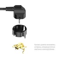 Сетевые фильтры, удлинители ColorWay CW-CHE64B Diawest