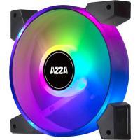 Вентілятор для корпусів, кулерів AZZA FFAZ-12DRGB2-011