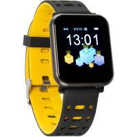 Розумний годинник Pro GP-CP11 Plus Black/Yellow